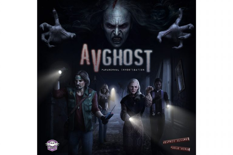 AVGhost by Mystical Games (app development by R12 Games)