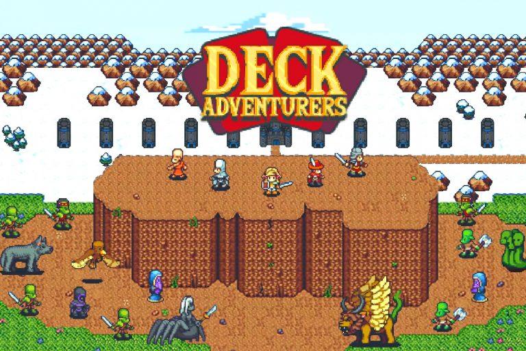 Deck Adventurers - Junjo